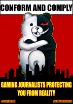 gaming journalists protecting you from reality