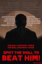spot the shill