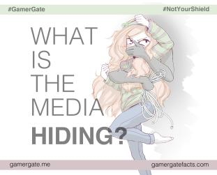 What is the media hiding