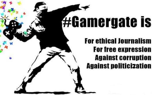 gamergate is