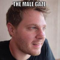 the male gaze
