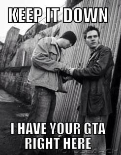 keep it down