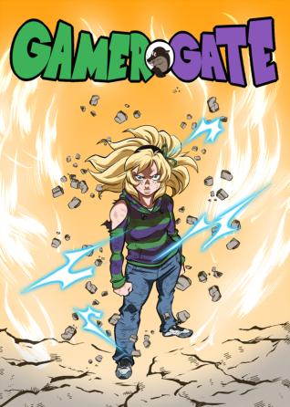GamerGate Manga