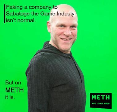 On meth journalism