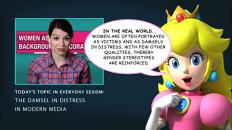 princess in distress