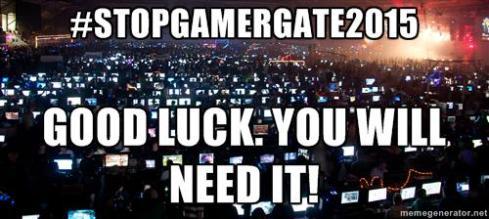 #StopGamerGate2015
