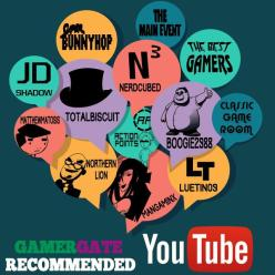 gamergate recommended