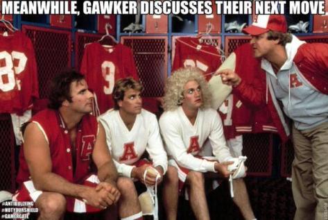 Meanwhile, Gawker