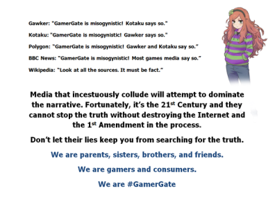 we are gamergate