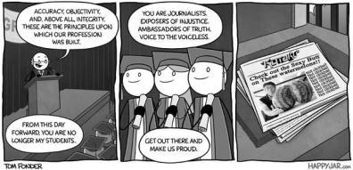 journalism school