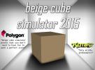 beige cube simulator 2015