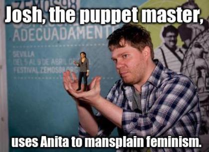josh the puppet master