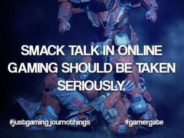 smack talk