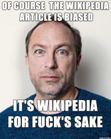 It's wikipedia