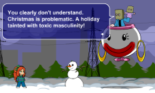 Christmas is problematic