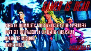 gamer is dead