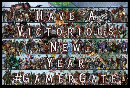 victorious new year