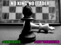 no king no leader