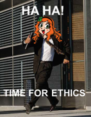 Time for ethics