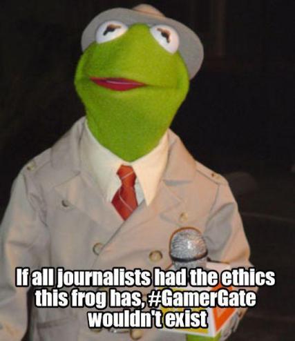 frog journalism